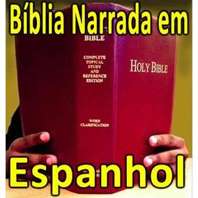 Bíblia Sagrada Em Mp3 (espanhol) Em Dvd - Promoção !!!