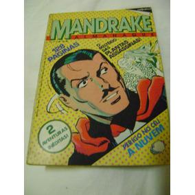 Mandrake Almanaque Nº 1 Jun-jul 86 Rge Bom! E Raro!leia!