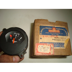 Marcador Pressão Do Oleo Rural F75 Novo Original