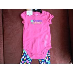 db061b224e Vestido Niñas Conjunto Carter´s Talla 9m Meses Bebes