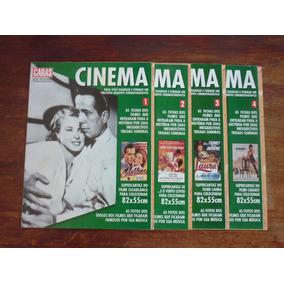Revista Caras Cinema De 1996- Encarte 1 Ao 4
