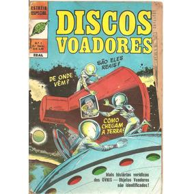 Discos Voadores - Estréia Especial N°02 - Segunda Série