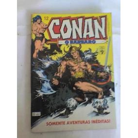 Conan - 0 Bárbaro Nº 12 - Formatinho