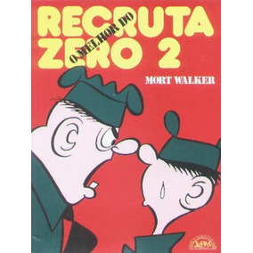 O Melhor Do Recruta Zero 2 - Mort Walker - 1988