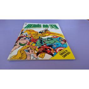 Heróis Da Tv Nº. 108 - Editora Abril