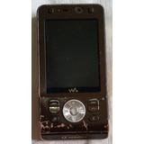 Celular Sony Ericsson W910i Para Reparo Ou Retirada De Peças