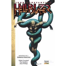 Hq - John Constantine - Hellblazer - Demoníaco #01