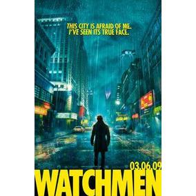 Poster Cartaz Watchmen #9 - 30x42cm