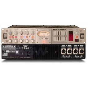 Avalon Vt 747 Sp Pré Amplificador Tubo De Vácuo