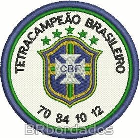 Escudo Bordado Do Fluminense - Artigos de Armarinho no Mercado Livre ... 768f8446bcacc