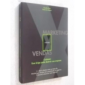 * Livro Marketing Versus Vendas - Amalia Souto Paulo Souza