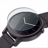 3 X Peliculas Vidro Temperado 9h Smartwatch Relogio Moto 360