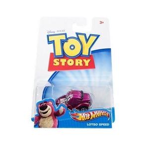 Bx12 Hw Hot Wheels Toy Story Lotso Speed Disney Pixar New