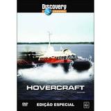 Dvd Hovercraft Barcos Aquáticos Marinha Exército Futuro