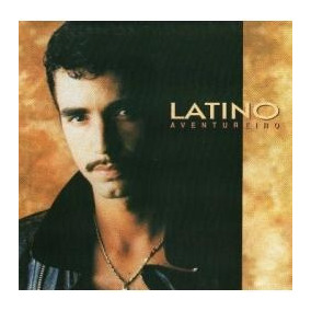 Cd Original - Latino Aventureiro
