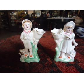 Paliteiros De Porcelana Para Coleção - Bibelôs(preço Unitári