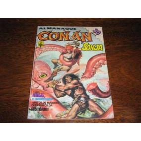 Almanaque Conan O Bárbaro Nº 3 Ano:1983