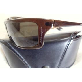 8846bf67d3cf0 Lindo Oculos Marron Marca Ferrovia - Óculos, Usado no Mercado Livre ...