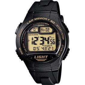 20512d53c7f Relogio Casio W734 9av Esportivo - Relógios De Pulso no Mercado ...