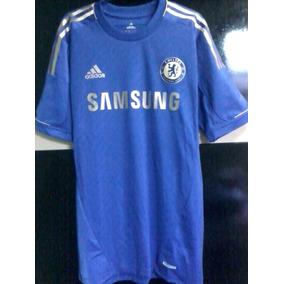 75776e9e38 Camisa Chelsea Modelo Jogador (techfit) 2012-2013