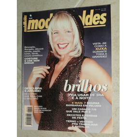 # Revista Moda Moldes No. 145 Maio 1998 Xuxa Capa