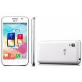 Smartphone Lg Optimus L4 Ii Dual E467f Pronta Entrega Nf