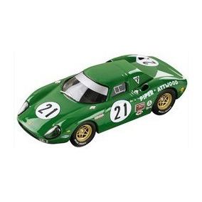Miniatura Ferrari 260 Lm (le Mans) - Eaglemoss - Ed.07
