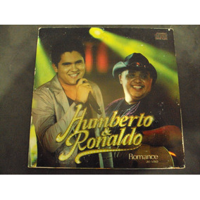 cd romance humberto e ronaldo ao vivo