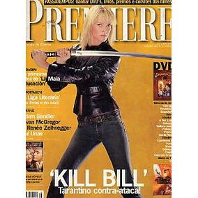 Uma Thurman / Kill Bill : Capa + Matéria Da Premiere