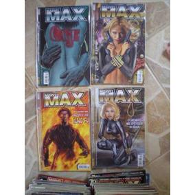Marvel Max! Vários! Panini 2003-2009! R$ 15,00 Cada!
