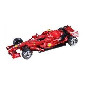 Miniatura Ferrari F2008 Felipe Massa - Eaglemoss - Ed.01