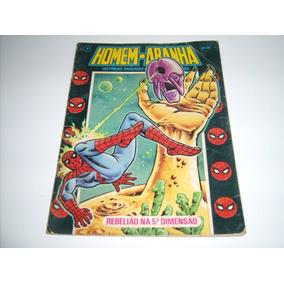Revista Homem Aranha 3 Ed.ebal Raridade