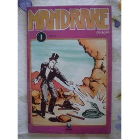 Mandrake Coleção - Editora Globo! 1989-1992!