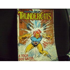 Hq - Thundercats Nº 8 Ano 1987 Raro