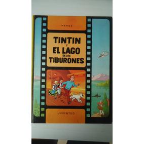 Gibi Tintin El Lago De Los Tiburones