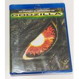Blu-ray Godzilla 1998 Matthew Broderick Dublado