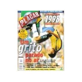 Placar 1146/copa 98/retrospectiva 98/especial 50 Páginas!