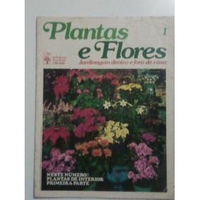 Revista - Fascículo Nº 1 Plantas E Flores