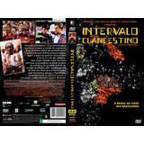 Dvd Intervalo Clandestino Política Sociologia Brasil Voto