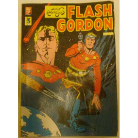 Gibi Flash Gordon Nº 1 - 1971 - Paladino
