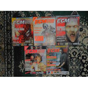 Revistas Egm - Preço Por Unidade