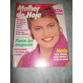 Mulher De Hoje Nº 158 -mauricio Branco, Bailarinas, Sergio B