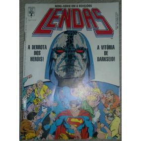 Gibi Lendas Nº 1 Dc Comics 1988 - Abril - Mini-série