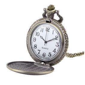 Reloj De Bolsillo Y Dije