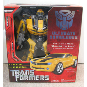Ultimate Bumblebee Transformers Do 1° Filme