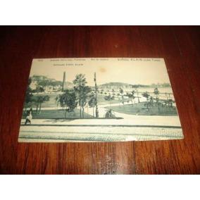 Cartão Postal - Avenida Beira Mar - Flamengo-rio De Janeiro