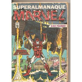 Super Almanaque Marvel N°04