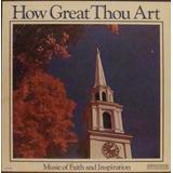 How Great Thou Art Caixa 5 Lps Importados Gospel 1976