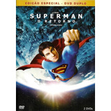 Dvd Duplo Superman - O Retorno [lacrado]