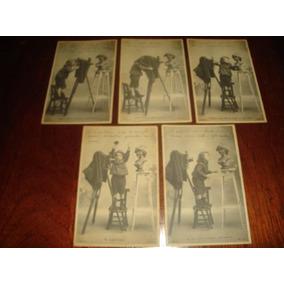 Cartões Postais Antigos - R$ 100,00